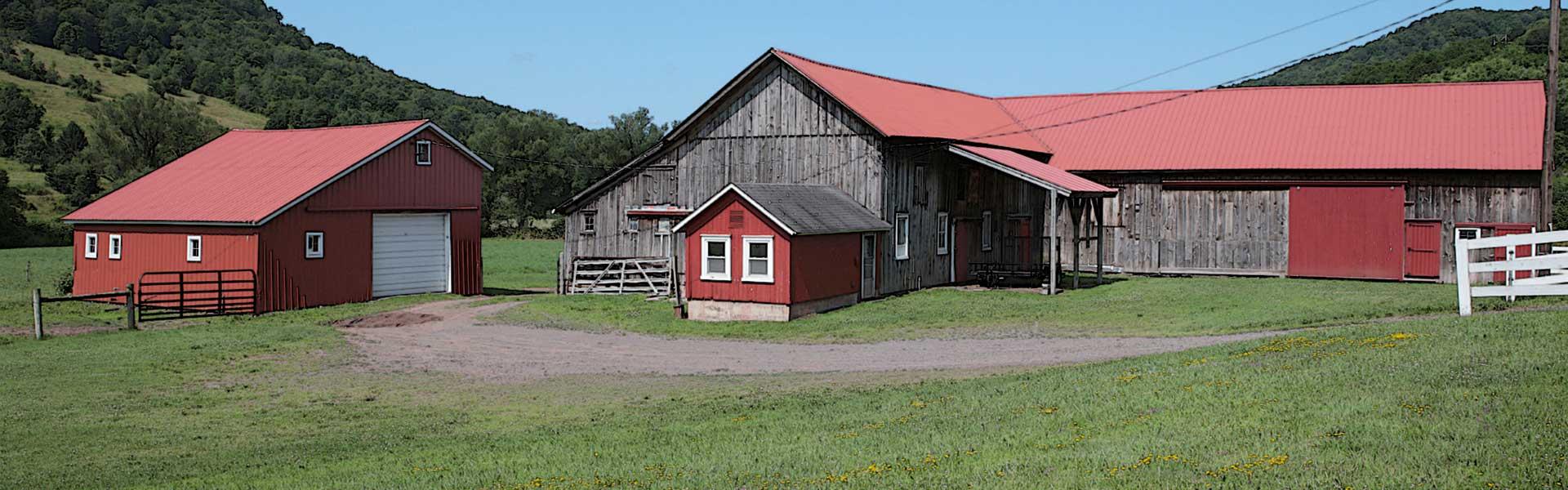 Farm Insurance in Walton, Oneonta, Hobart, Andes, NY, Margaretville, NY